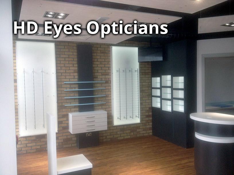 HD Eyes Project