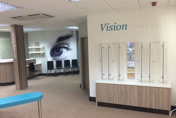 Vision Insight Display